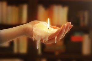 api semangat